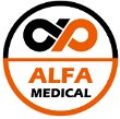 Alfamedical Co. Logo